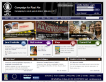 Campaign for Real Ale (CAMRA)